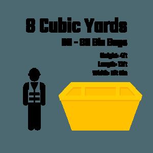 8 cubic vector